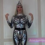 Goddess Harley In Scene: WEIRD SCIENCE ROBOT TAKEOVER – THE MEAN GIRLS POV – SD/404p/MP4