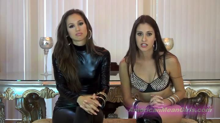 Goddess Rodea In Scene: WHO IS THE MEANEST - THE MEAN GIRLS POV - SD/404p/MP4