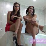Goddess Rodea, Princess Carmela In Scene: ON-DEMAND COCK SUCKER – THE MEAN GIRLS POV – SD/404p/MP4