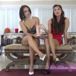 Goddess Rodea, Princess Carmela In Scene: COCKSUCKING CONDITIONING – THE MEAN GIRLS POV – SD/404p/MP4