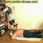 Gladys Hands – UNDER-SHOES – SD/576p/MP4