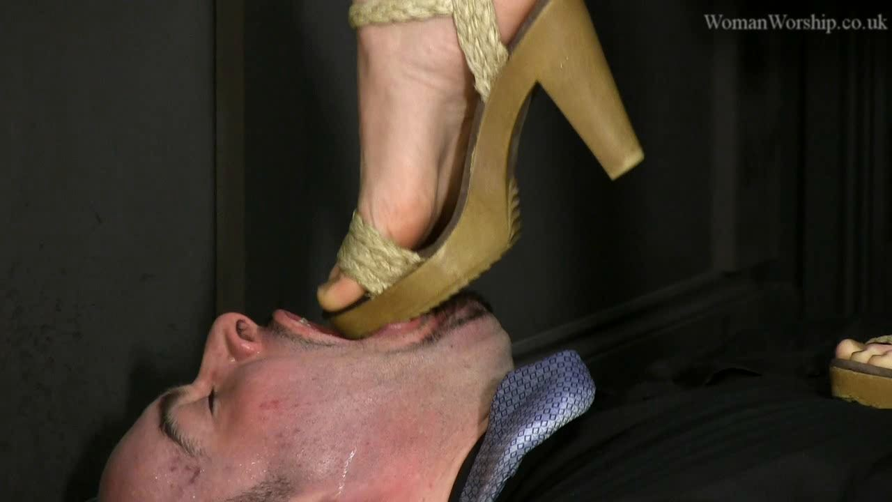 Goddess Isabella Part 2 - WOMANWORSHIP - HD/720p/MP4
