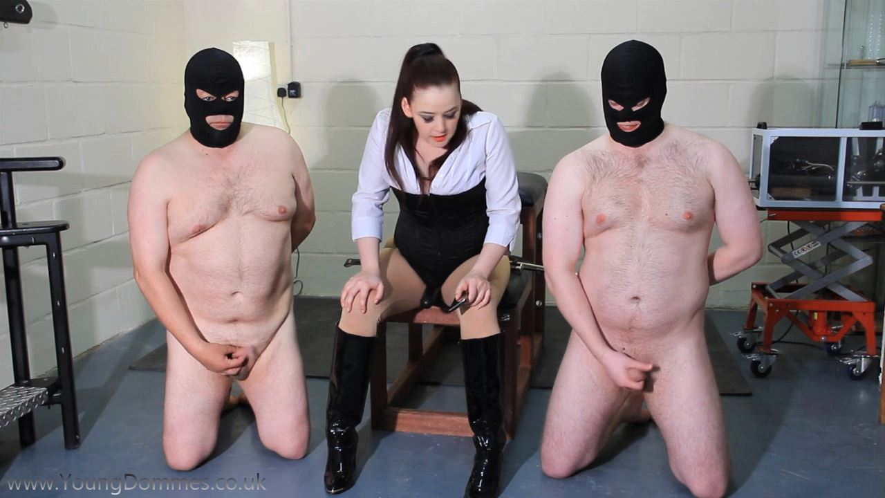 Elys Cuckold Audition 1 - YOUNGDOMMES - HD/720p/MP4