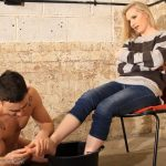 Foot Bath – YOUNGDOMMES – HD/720p/MP4