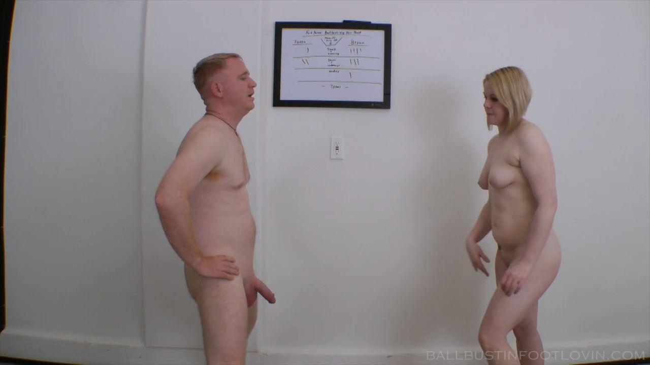 Pussy Juice Gives a Man Testicular Fortitude - FETLOVIN / BALLBUSTINFOOTLOVIN.FETLOVIN - HD/720p/MP4