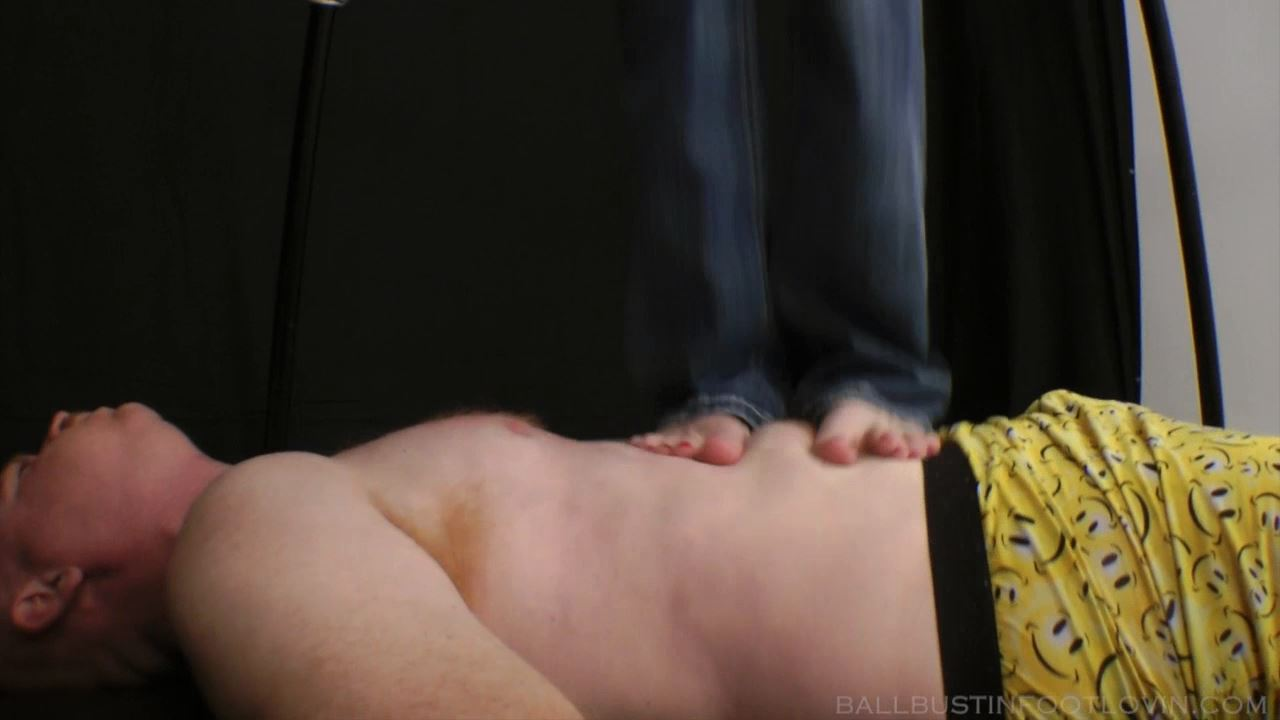 Trample Time - FETLOVIN / BALLBUSTINFOOTLOVIN.FETLOVIN - HD/720p/MP4