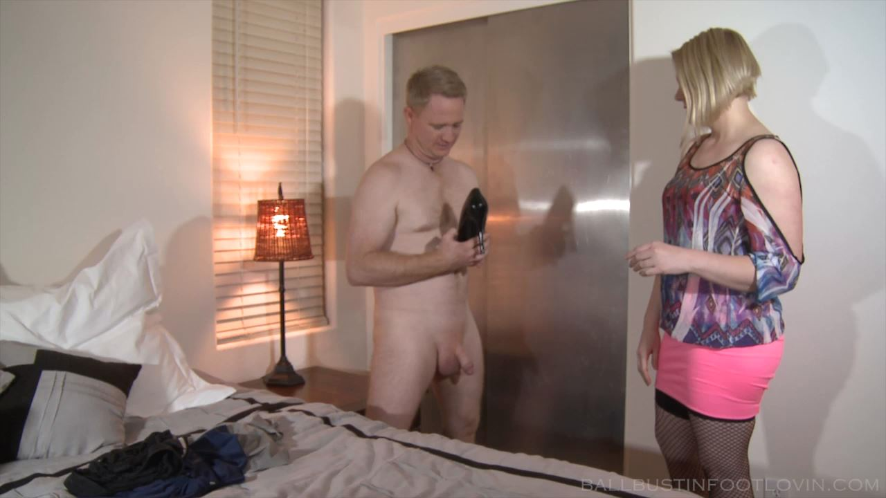 Veronica's Mean Game - FETLOVIN / BALLBUSTINFOOTLOVIN.FETLOVIN - HD/720p/MP4