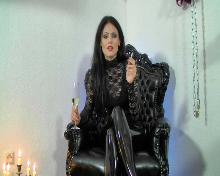Mistress Blackdiamoond In Scene: Your New Financial Advisor - BLACKDIAMOOND - SD/576p/MP4