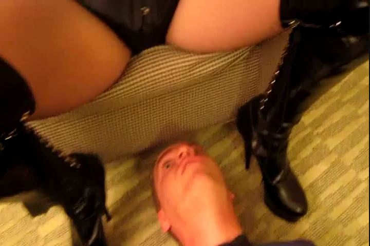 Goddess Baunfire In Scene: Amazon Spit Fest - CRUDELIS AMATOR BALLBUSTING FETISH - SD/480p/MP4