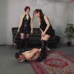 Mistress Anette In Scene: Brutal scene Part 1 – CRUEL PUNISHMENTS – SEVERE FEMDOM – SD/406p/MP4