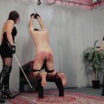 Mistress Anette, Mistress Maggie In Scene: Extremely cruel ladies Part 3 – CRUEL PUNISHMENTS – SEVERE FEMDOM – SD/406p/MP4