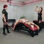 Mistress Anette, Lady Maggie In Scene: Extremely cruel ladies Part 1 – CRUEL PUNISHMENTS – SEVERE FEMDOM – SD/406p/MP4