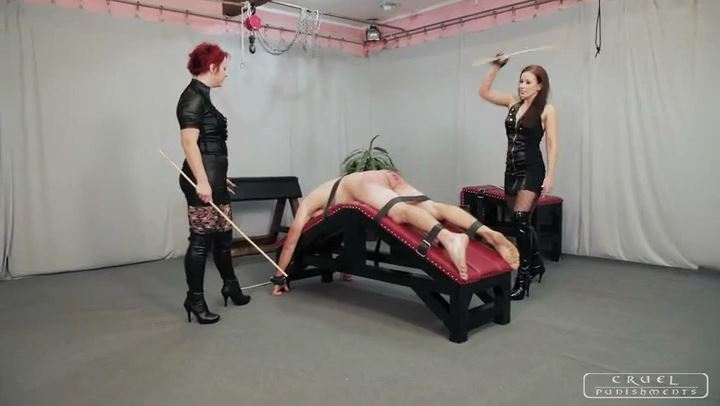 Mistress Anette, Lady Maggie In Scene: Extremely cruel ladies Part 1 - CRUEL PUNISHMENTS - SEVERE FEMDOM - SD/406p/MP4