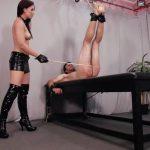 Mistress Anette In Scene: Anette's most brutal sessions Part 1 – CRUEL PUNISHMENTS – SEVERE FEMDOM – SD/406p/MP4