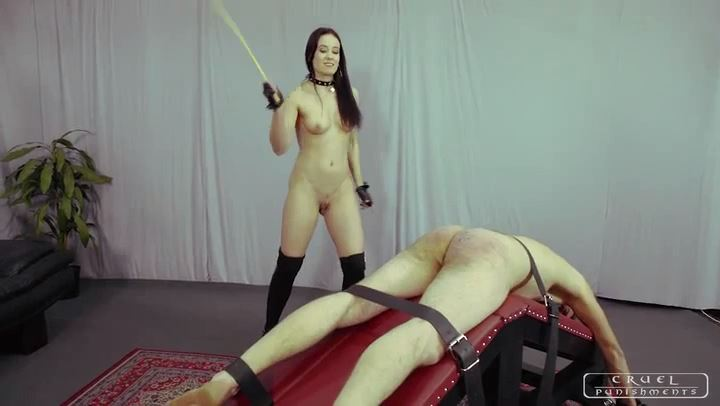 Mistress Anette In Scene: Muffled screams Part 1 - CRUEL PUNISHMENTS - SEVERE FEMDOM - SD/406p/MP4