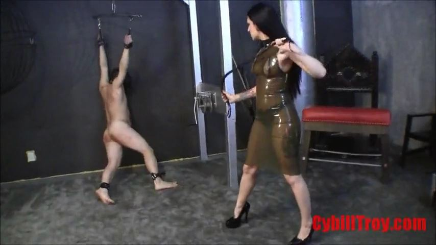 Mistress Cybill Troy In Scene: Stay Down - CYBILL TROY`S DTLA DOMINAS / CYBILLTROY - SD/480p/MP4