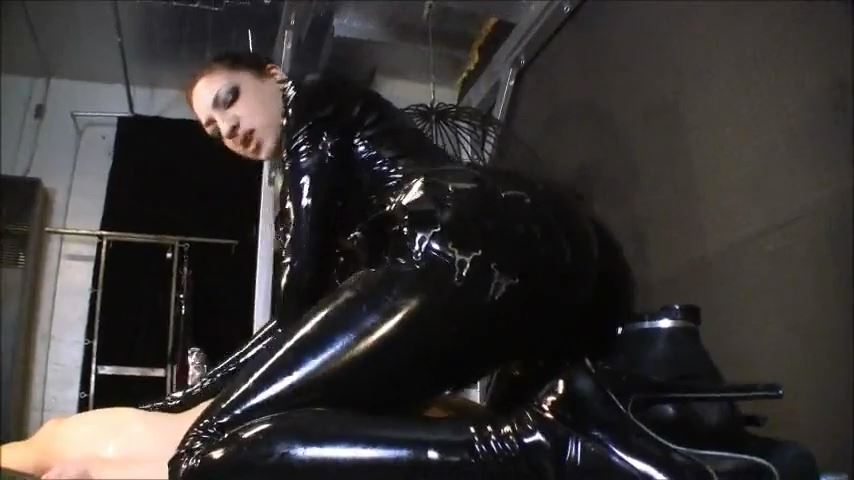 Mistress Cybill Troy In Scene: Rubber Chastity Tease - CYBILL TROY`S DTLA DOMINAS / CYBILLTROY - SD/480p/MP4