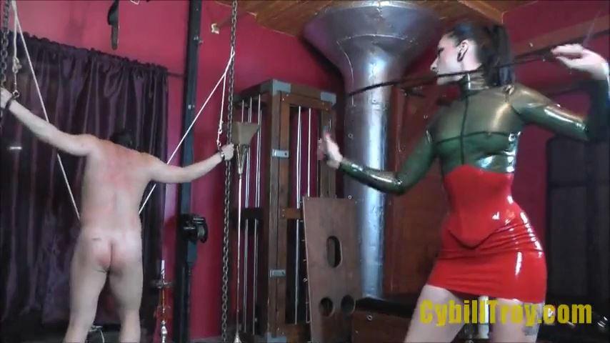 Mistress Cybill Troy In Scene: A Slave's Devotion - CYBILL TROY`S DTLA DOMINAS / CYBILLTROY - SD/480p/MP4