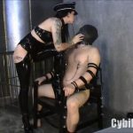 Mistress Cybill Troy In Scene: Cock Stomped Captive – CYBILL TROY`S DTLA DOMINAS / CYBILLTROY – SD/480p/MP4