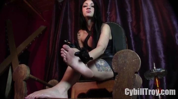 Mistress Cybill Troy In Scene: My New Slave - CYBILL TROY`S DTLA DOMINAS / CYBILLTROY - LQ/SD/400p/MP4