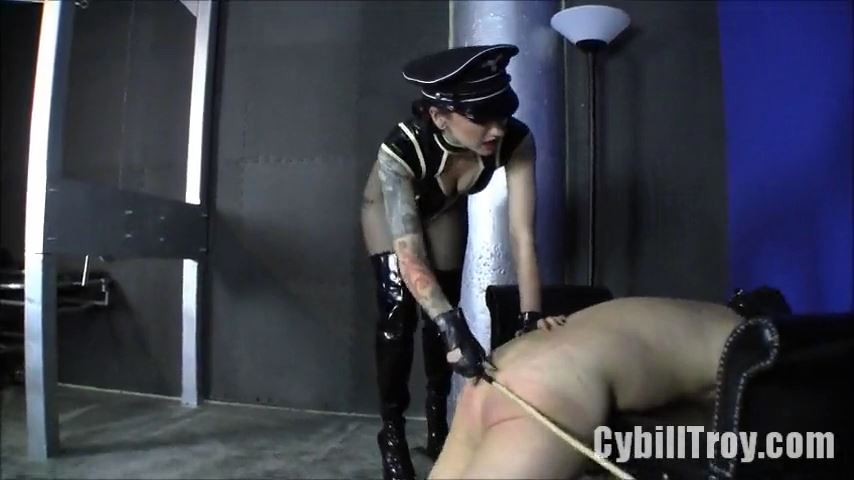 Mistress Cybill Troy In Scene: Cane Treatment - CYBILL TROY`S DTLA DOMINAS / CYBILLTROY - SD/480p/MP4