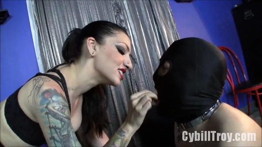 Mistress Cybill Troy In Scene: Choke on My Ash - CYBILL TROY`S DTLA DOMINAS / CYBILLTROY - SD/480p/MP4