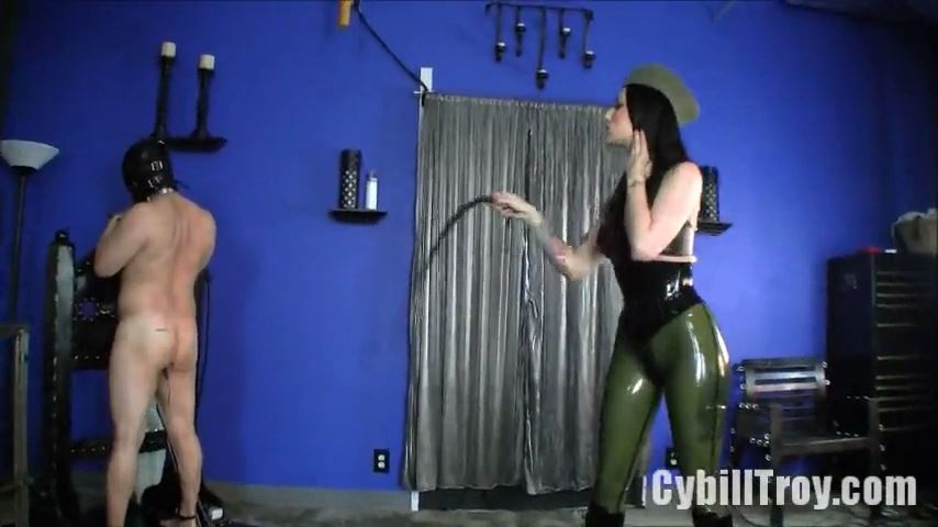 Mistress Cybill Troy In Scene: Scream For My Whip - CYBILL TROY`S DTLA DOMINAS / CYBILLTROY - SD/480p/MP4