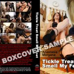 Domina Irene Boss In Scene: Tickle Treat Smell my Feet – DOMBOSS / MIB PRODUCTIONS – SD/480p/MP4