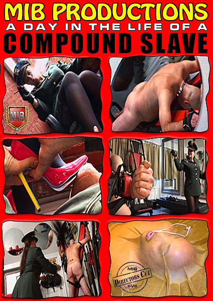 Domina Irene Boss In Scene: A day in the life of a Compound slave - DOMBOSS / MIB PRODUCTIONS - SD/480p/MP4