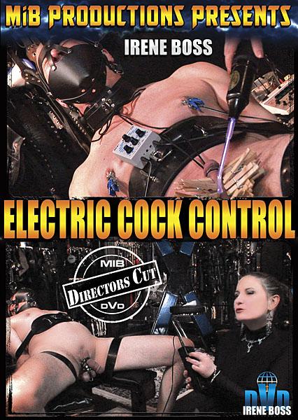 Domina Irene Boss In Scene: Electric Cock Control - DOMBOSS / MIB PRODUCTIONS - SD/480p/MP4