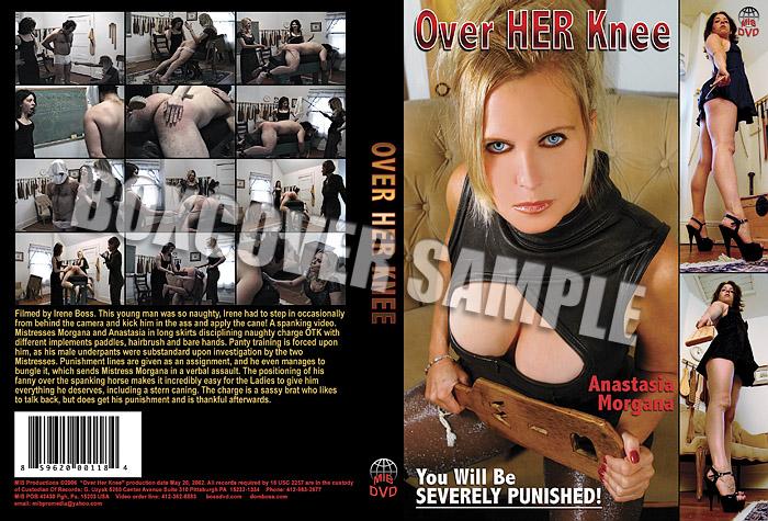 Domina Irene Boss In Scene: Over Her Knee - DOMBOSS / MIB PRODUCTIONS - SD/480p/MP4