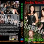 Mistress Shane, Domina Irene Boss In Scene: The Accidental Gardener – DOMBOSS / MIB PRODUCTIONS – SD/480p/MP4