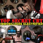 Domina Irene Boss In Scene: Top Secret CBT – DOMBOSS / MIB PRODUCTIONS – SD/480p/MP4