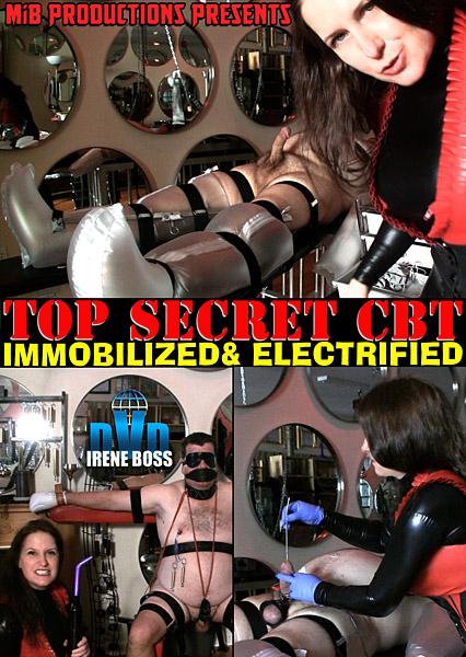 Domina Irene Boss In Scene: Top Secret CBT - DOMBOSS / MIB PRODUCTIONS - SD/480p/MP4
