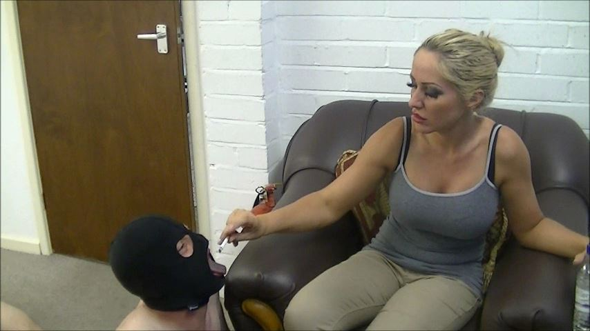 UK Mistress Elise In Scene: Stern Training - ELISE BULLIES BALLS UK - SD/480p/MP4