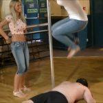 UK Mistress Elise In Scene: Suffer You Bitch Brutal – ELISE BULLIES BALLS UK – SD/480p/MP4