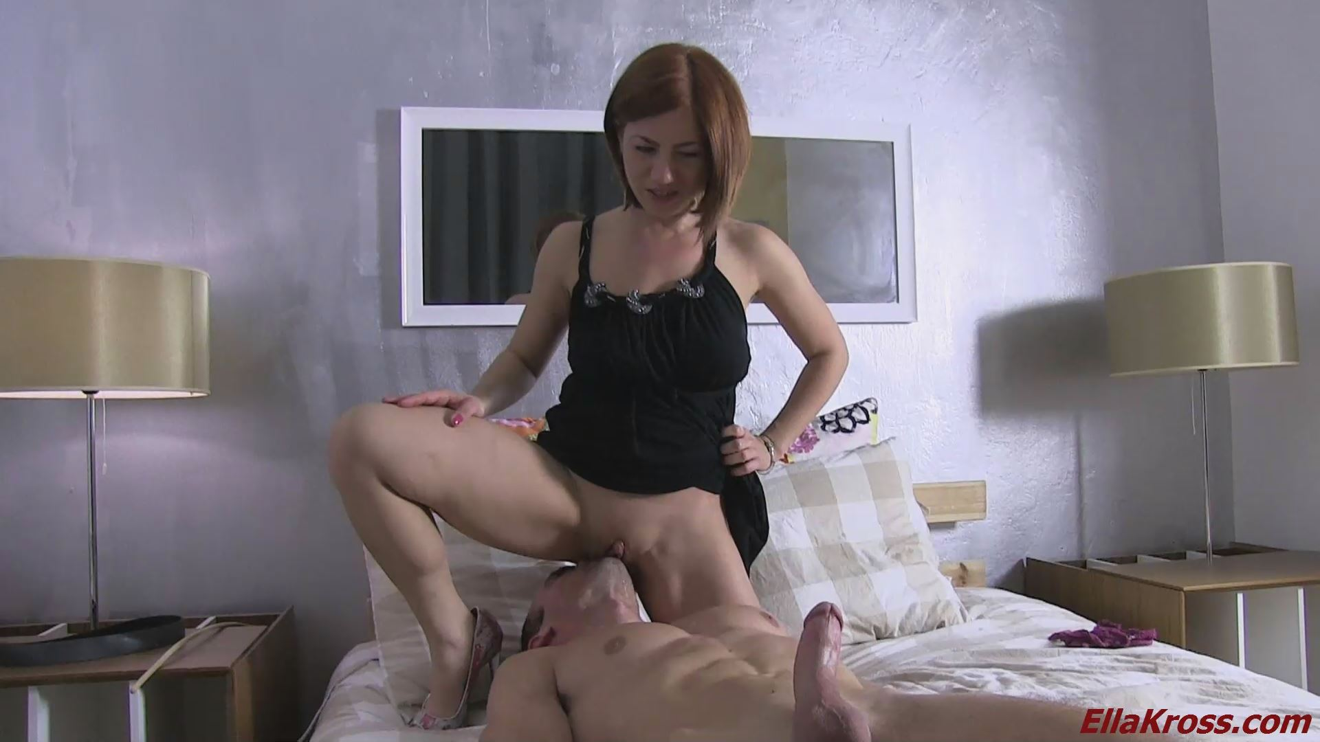 Ella Kross In Scene: Having Some Fun with the Repairman Part 4 - ELLAKROSS - FULL HD/1080p/MP4