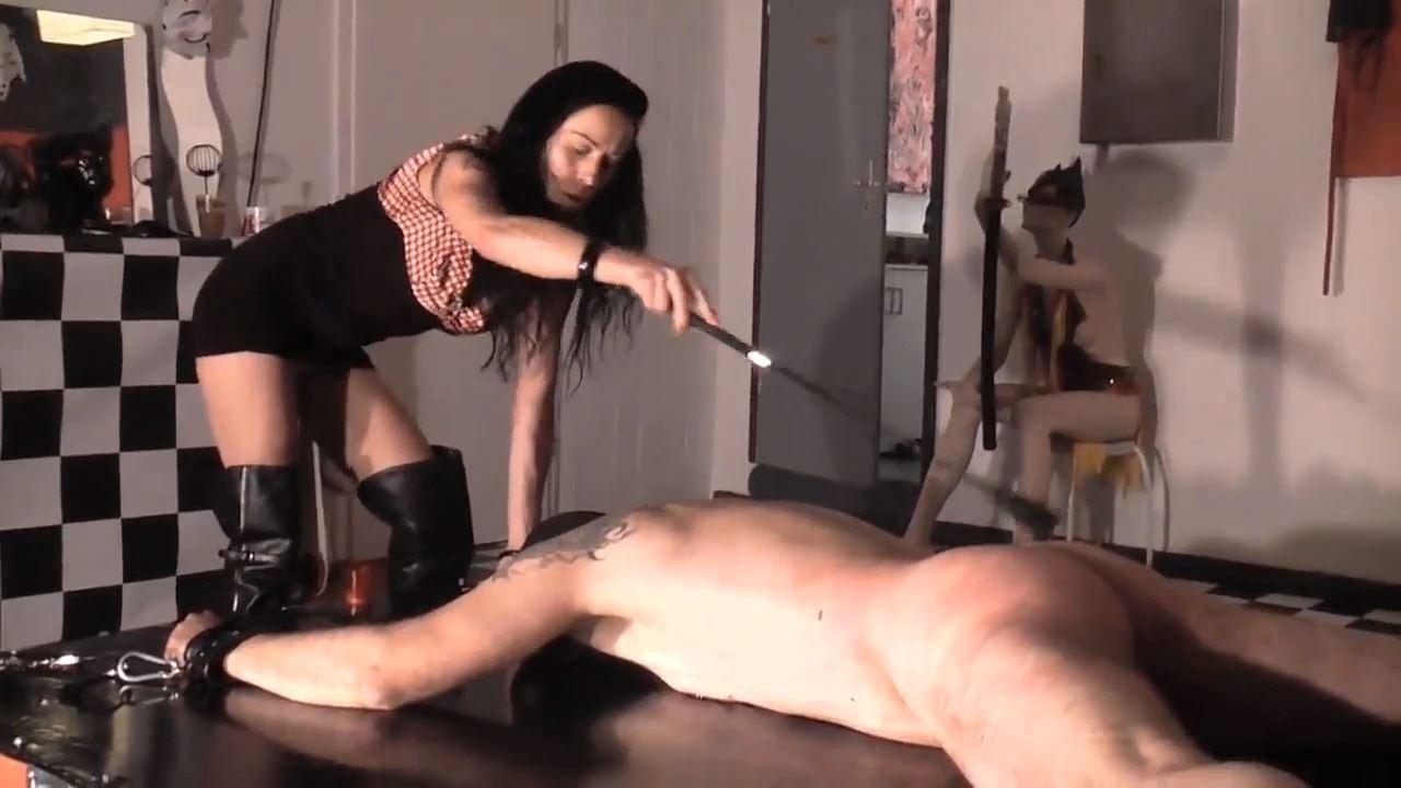 Senora el Combatiente In Scene: Cruel Game - DEUTSCHE DOMINAS / GERMANY FEMDOM - HD/720p/MP4