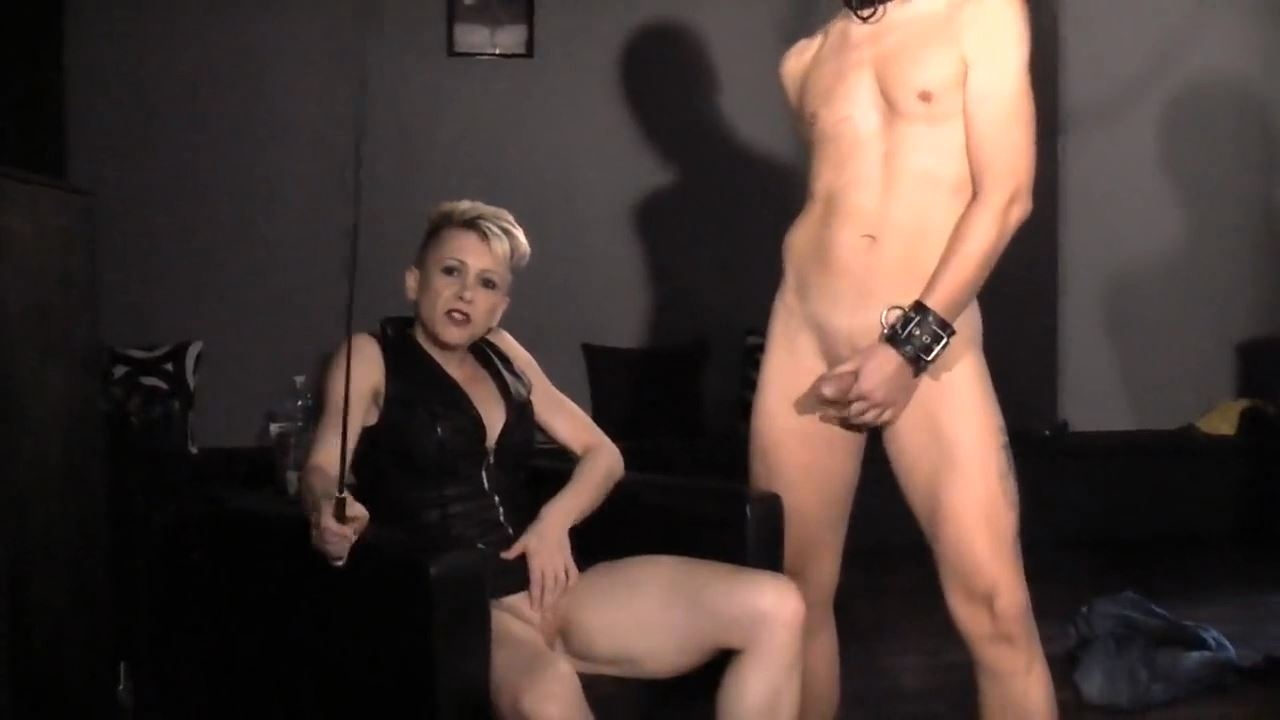 Mademoiselle Etienne In Scene: Strict Dirty Talks - DEUTSCHE DOMINAS / GERMANY FEMDOM - HD/720p/MP4