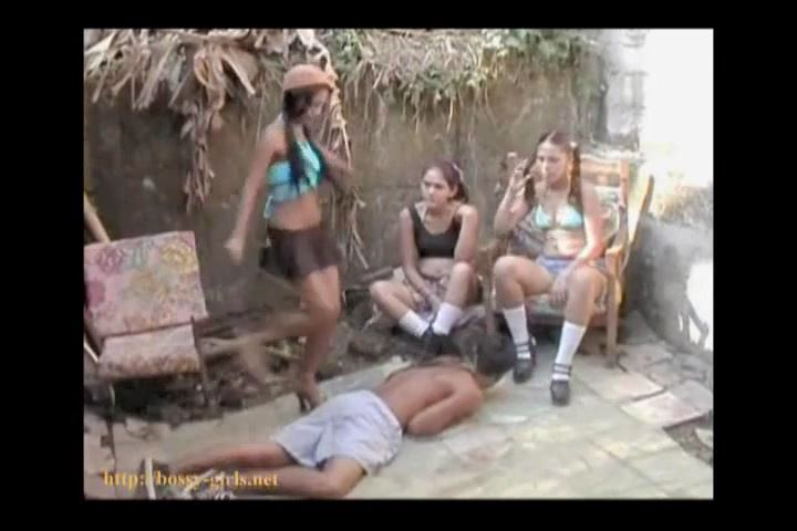 Adoration of Bossy Punk Girl Video 1 - BOSSY-GIRLS / GIRLSDOMINATION - SD/480p/MP4