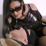 Goddess Leyla In Scene: Ashtray Slave – FOOT GODDESS LEYLA – HD/720p/MP4
