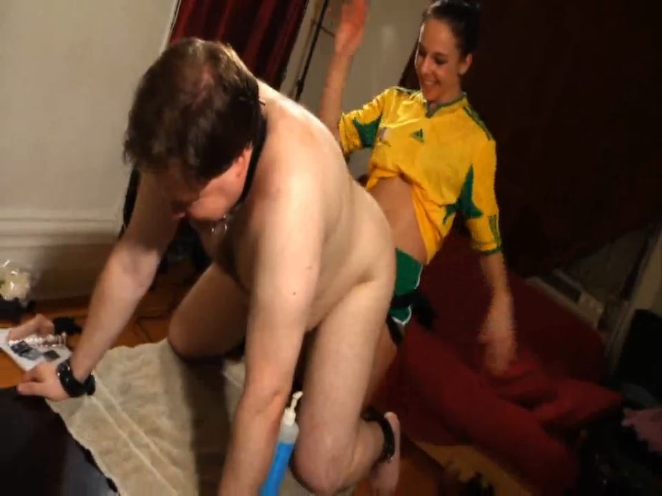 Mistress Trish Scores - MISTRESS TRISH - HD/720p/MP4