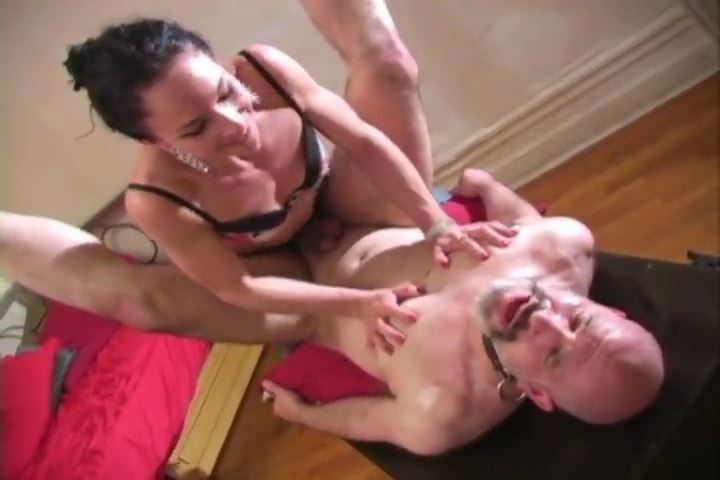 Thoroughly Training Her Ass Slave - MISTRESS TRISH - SD/480p/MP4
