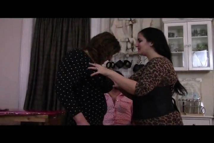 Mistress Xena In Scene: Sissy Sluts In Training Part 2 - BIZARRE CINEMA - SD/480p/MP4