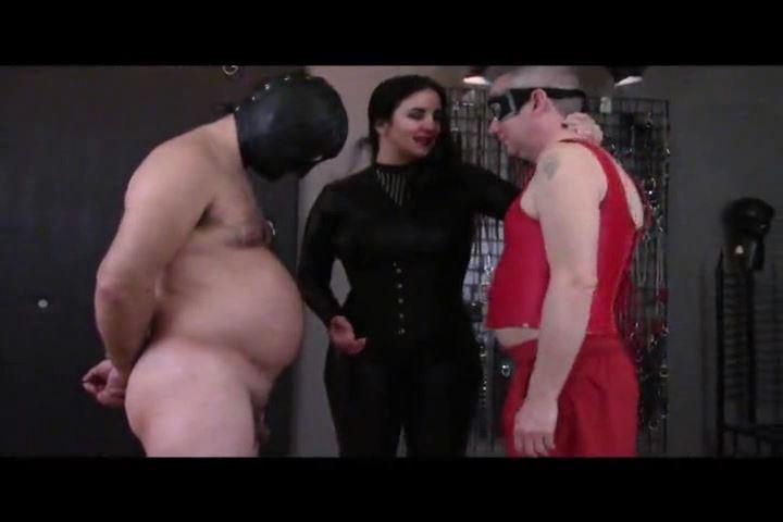 Mistress Xena In Scene: Forced To Suck - BIZARRE CINEMA - SD/480p/MP4