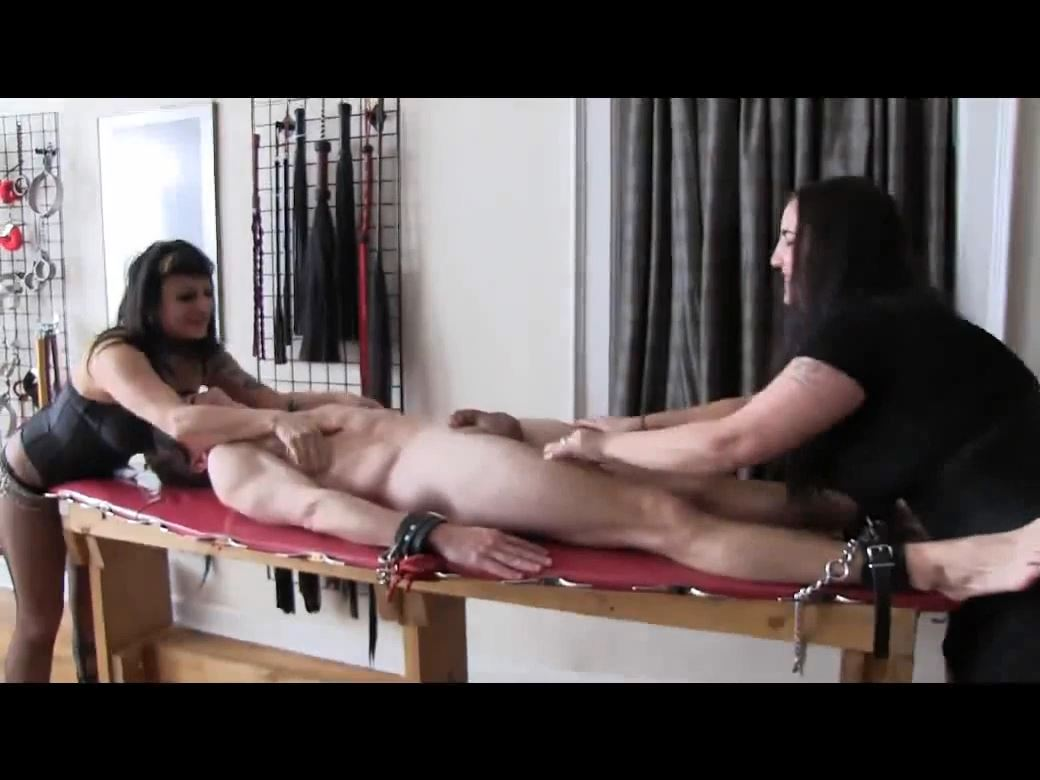 Mistress Xena, Mistress Alexandr In Scene: Xena & Alexandra Tickle Joe Part 4 - BIZARRE CINEMA - HD/780p/MP4