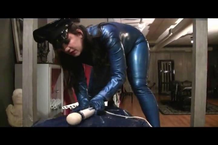 Mistress Xena In Scene: The Rubber Mistress Part 2 - BIZARRE CINEMA - SD/480p/MP4