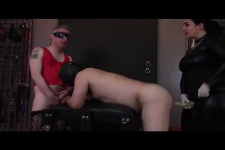 Mistress Xena In Scene: Forced To Take It Up The Ass - BIZARRE CINEMA - SD/480p/MP4