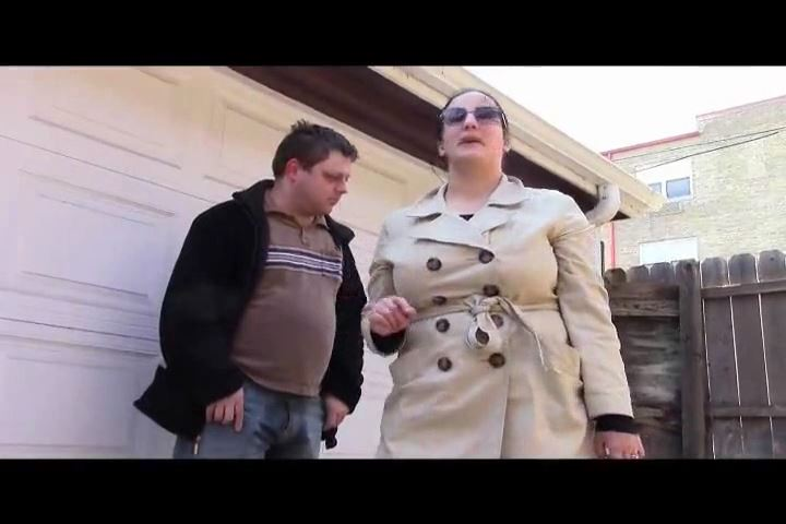 Mistress Xena In Scene: Faceslapping In Public - BIZARRE CINEMA - SD/480p/MP4