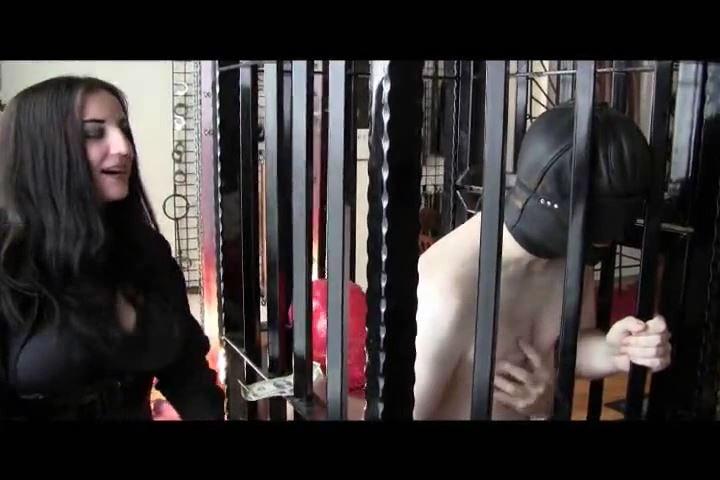 Mistress Xena In Scene: Cell Mates Part 2 - BIZARRE CINEMA - SD/480p/MP4